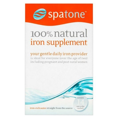 Spatone Liquid Iron Supplement 14 Packs